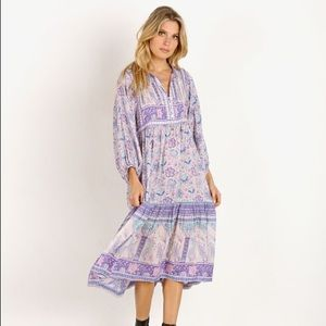 Spell & the Gypsy Collective Lilac Poinciana Gown
